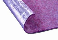 """Thermo-Tec 14130 24"""" X 48"""" One Sided Thermo Guard Flame Retardant"""