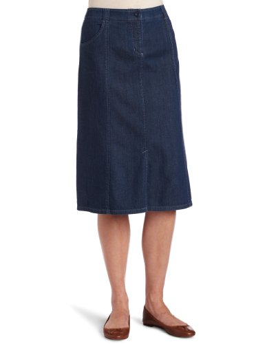 Pendleton Women's Downtown Denim Long Skirt