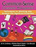 img - for Common-Sense Classroom Management Techniques for Working With Students With Sign book / textbook / text book
