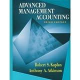 echange, troc Robert Kaplan - Advanced Management Accounting (Livre en allemand)