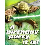Hallmark Star Wars Invitations (8ct)