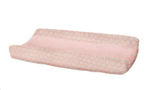 Dena Changing Pad Cover, Lily (Discontinued by Manufacturer)