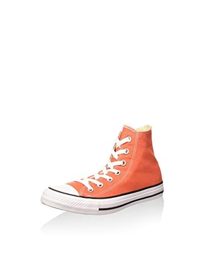 Converse Hightop Sneaker Chuck Taylor All Star orange