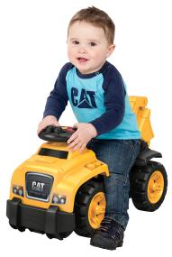 It feels like the real thing for your busy little builder!