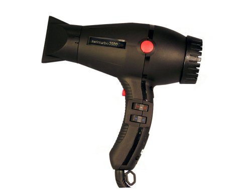 Extracompact Twinturbo 3500 2000 Watt Compact Professional Hair Dryer (Turbo Hair Dryer Professional compare prices)