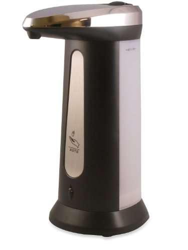 BAFX Products® - 12Oz - Automatic Soap / Lotion Dispenser - Hands Free - Touchless - WITH OPTIONAL CHIME!