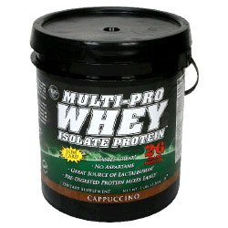 IDS Multi-Pro Whey Isolate Protein, Cappuccino 5 lbs