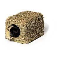 Critter Tunnel Grassy Hutch – 11 x 7 x 6in