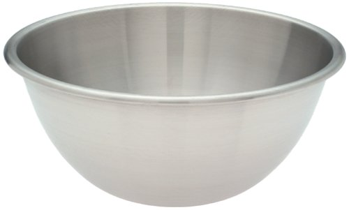 Amco 6.5-Quart Stainless Steel Mixing Bowl (6 Quart Mixing Bowl compare prices)