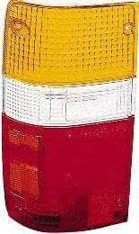 89-95 TOYOTA PICKUP TAIL LIGHT LH (DRIVER SIDE) TRUCK, Lens (1989 89 1990 90 1991 91 1992 92 1993 93 1994 94 1995 95) 11-1655-02 8156189166