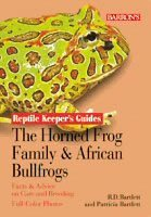 Cheap Barrons Books Horned Frog Family and African Bullfrogs Reptile Keepers Guide (B0006L10DY)