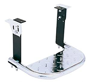 Bully AS-400 Universal Triple Chrome Plated Step