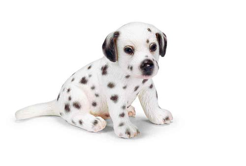 Schleich Dalmation Puppy Sitting 16348