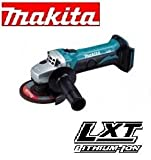 MAKITA BGA452Z 115mm 18V Cordless Angle Grinder (Bare Unit)