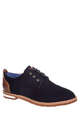 Hargot 2 Lace - Up Low Heel Oxford Shoe