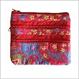 Alpana Silk Clutch Bag