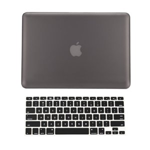 Buy  TopCase 2 in 1 Retina 13-Inch GREY Rubberized Hard Case Cover for Apple MacBook Pro 13.3