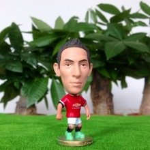 "Manchester United Angel Di Maria #7 Toy Figure 2.5"" - 1"