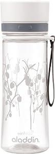 Aladdin Aveo 0.6 Litre Water Bottle, White Lotus