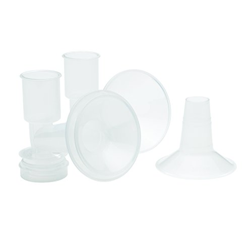 Ameda CustomFit Breast Flanges, XL/XXL