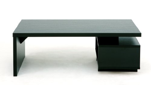 Furniture Of America Chase Coffee Table, Black