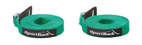 Sportrack 9-Feet Universal Tie Down Straps front-1068583