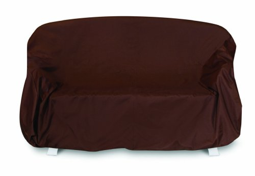 Two Dogs Designs Oversized Sofa Cover, Chocolate