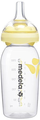 Best Review Of Medela Calma Breast Milk Feeding Set, 8 Ounce