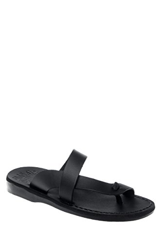 Tal Flat Jerusalem Sandal by DNA Footwear