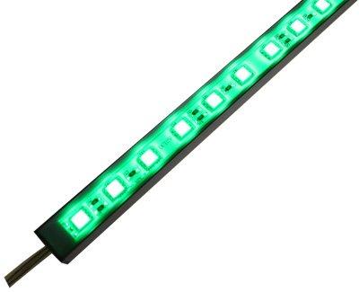 Brilliant Brand Lighting Seasonal Decoration Green Brilliant Brandled Rigid Light Bar Smd-5050 12-Volt