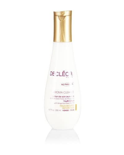 Decleor Aroma Cleanse Lotion de Soin Jeunesse à l'Huile Essentielle de Magnolia 200ML