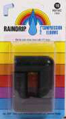 Raindrip R315CT 2-Count 1/2-Inch Compression Elbow