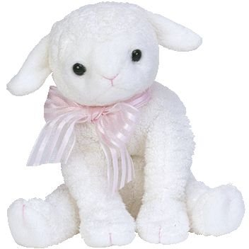 TY Beanie Baby - LULLABY the Lamb - 1