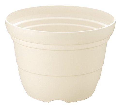 リッチェル カラーバリエ 輪鉢 5号 ホワイト