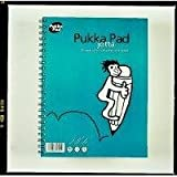 Pukka Jotta Cartoon A4 Writing Pad 80g