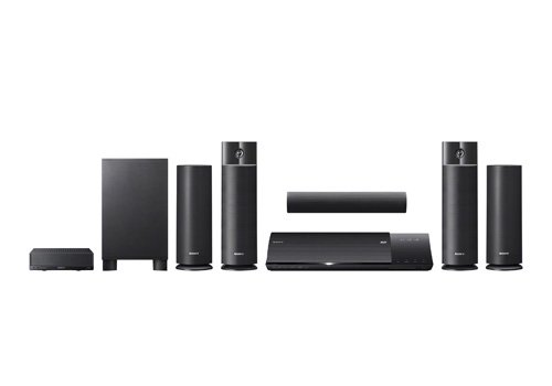 Why Choose The Sony BDVN790W Blu-ray Home Theater System