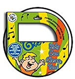 Junior Jukebox Read Along Totebook and Music CD Kids Can Clean Too (Totebook and Music CD, 9 of 24)