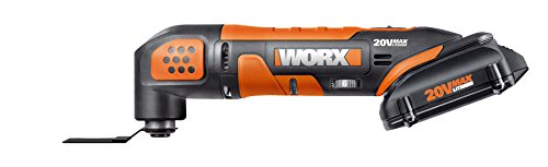 Cheapest Price! WORX WX682L 20V Oscillating Tool