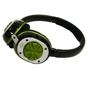 Nox Audio Specialist Headset and Negotiator Adapter Bundle - Green
