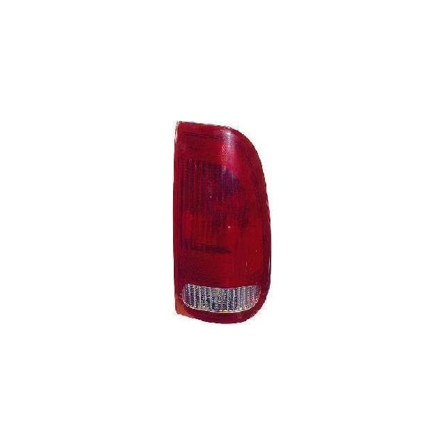 97 02 Ford F150 RH Right Tail Light (passenger side)