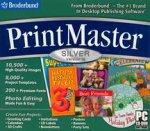 Print Master Silver 16 0 Jewel Case - Old VersionB00023AZUK : image