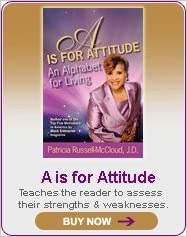an analysis of the book a is for attitude an alphabet for living Critical analysis of frederick douglass  the essay begins with douglass living with master hugh's  the author's attitude itself is expressed in.