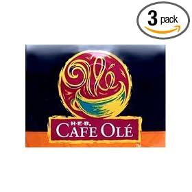 Cafe Ole Taste Of San Antonio Coffee