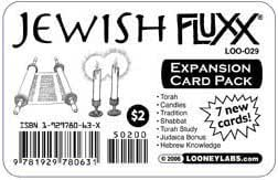 Jewish Fluxx Expansion