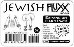 Jewish Fluxx Expansion