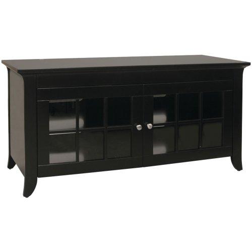 TechCraft CRE48B 48-Inch Wide Flat Panel TV Credenza - Black