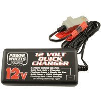 Power Wheels 00801-1429 12 volt quick charger.