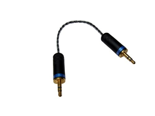 Song'S Audio Universe 3.5Mm To 3.5Mm Upgrade Replacement Cable For Headphone Amps Etc