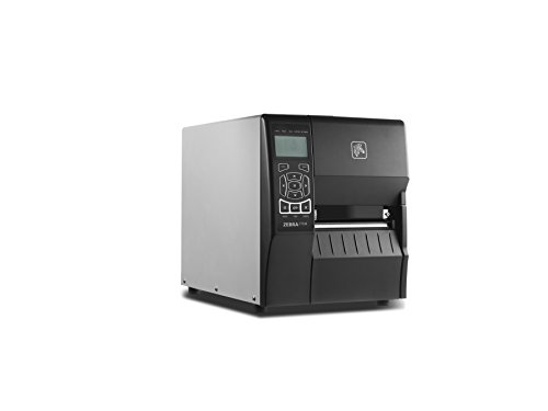 Zebra Technologies ZT23042-T01000FZ ZT230 Label Printer, Monochrome, Direct Thermal/Thermal Transfer (Zebra Thermal Transfer Printer compare prices)