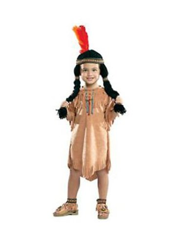 Toddler Indian Girl Costume T24T